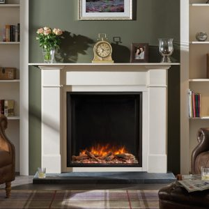 hp electric fireplaces