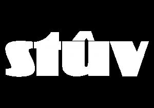 Stuv Fires Logo White
