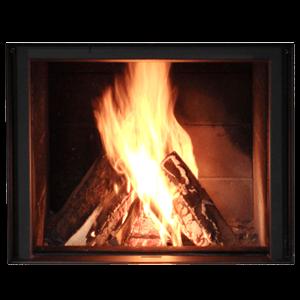 Stuv 21 Built-in Wood Fire