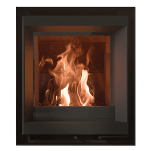 Stuv 6 Built-in Wood Fire