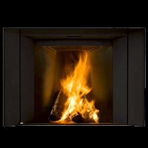 Stuv MicroMega Built-in Wood Fire