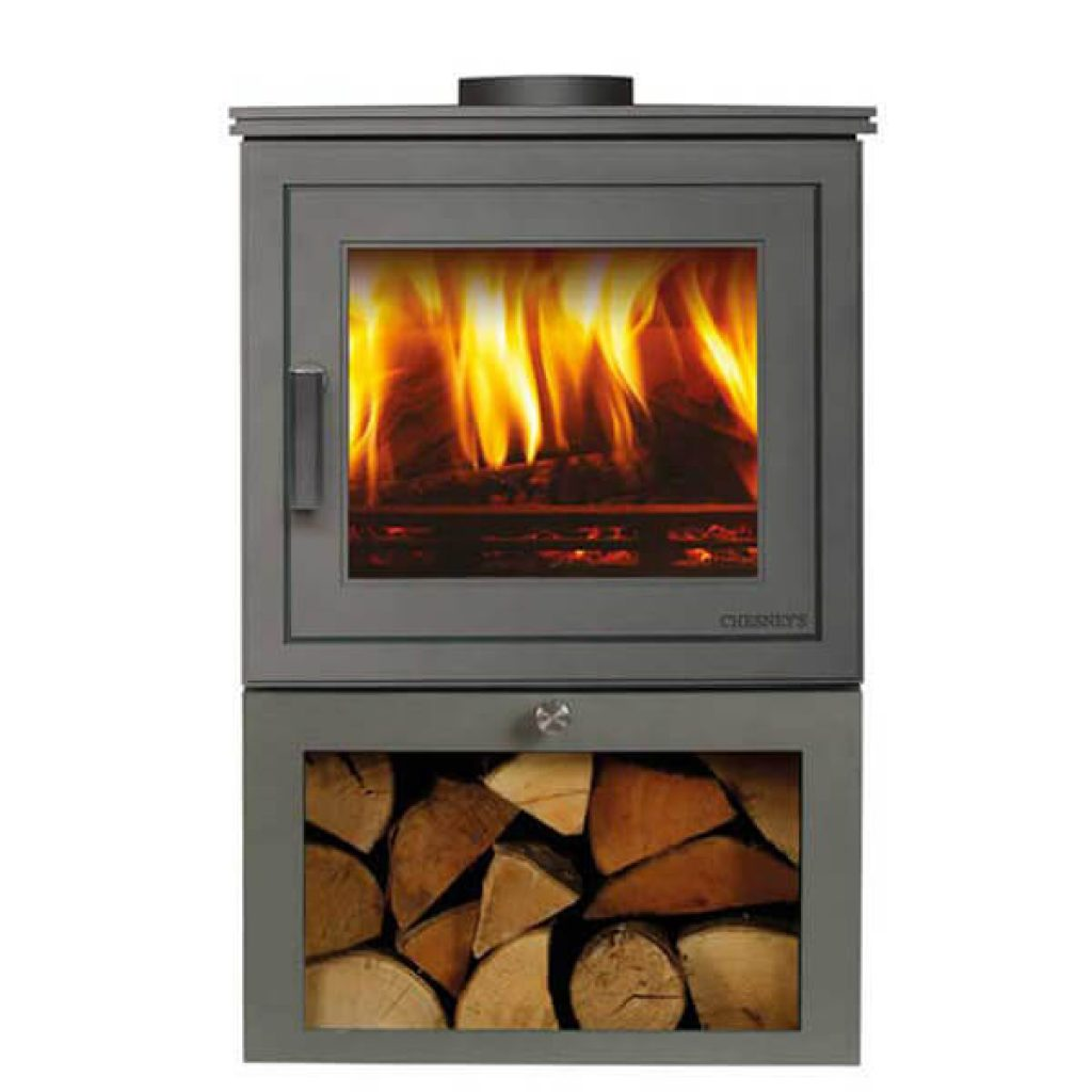 chesneys shoreditch 5 logstore stove