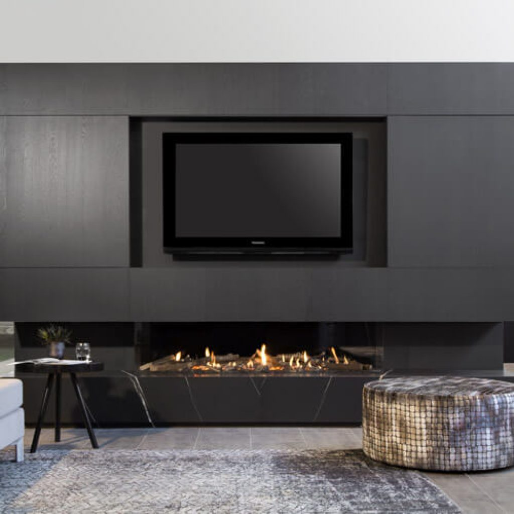 gas fireplaces media walls swatch