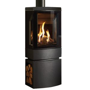 gazco loft gas stove thumb