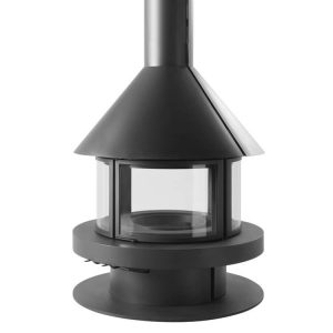 rocal gala wood stove black 1 e1603660589549