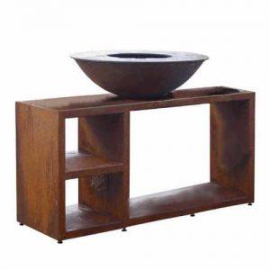 piatto tavolo medium outdoor kitchen